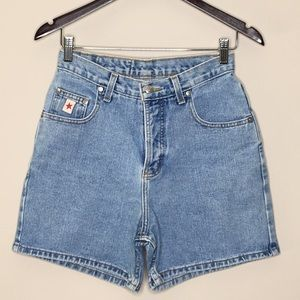 Rockies Vintage High Waisted Jean Shorts Size 7